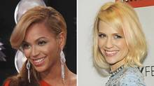 Who said it? Beyoncé, January Jones or another celebrity mom? (Reuters/AP)