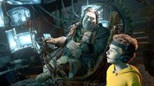 """MARS NEEDS MOMS"" Film Frame Gribble"