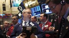 The New York Stock Exchange. Michael Hartnett, chief investment strategist at Merrill Lynch global research, feels most investors are still cool to stocks and overexposed to bonds. (ANDREW KELLY/REUTERS)