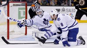 Mirtle: Leafs Bump Slump With Hairy Win Over Bruins