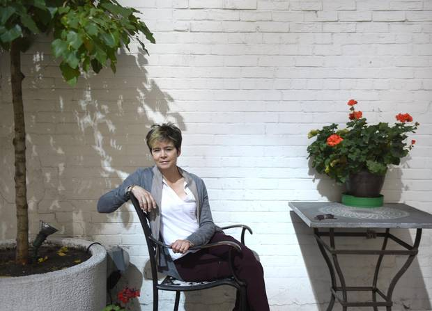 Anne-Marie MacDonald, one of CanLit's most successful writers on the world stage, is photographed in Toronto in 2014.