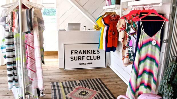 Frankies Surf Club