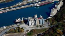 Access to Thirdcoast Ltd.'s Goderich, Ont., grain terminal is at the heart of a bitter fight that has divided the company's board. (Thirdcoast)