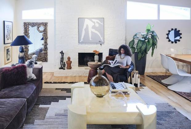 My Favourite Room Maya Gohill Calgary, Alta., Wednesday, Oct. 18, 2017. Jeff McIntosh for The Globe and Mail