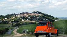 Soak up the French countryside in a Citroën on a self-driving holiday. (Associated Press)