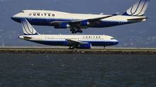 United Airlines' website posted $0 fares on Thursday for a few hours. The airline has decided to honour them. (LUCY NICHOLSON/REUTERS)