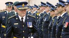 The Ontario Provincial Police labour contract contains a provision guaranteeing it will be the highest-paid police force in Ontario. (Darren Calabrese/THE CANADIAN PRESS)