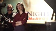 "Emily Mortimer in a scene from an episode of ""The Newsroom"" (Melissa Moseley)"
