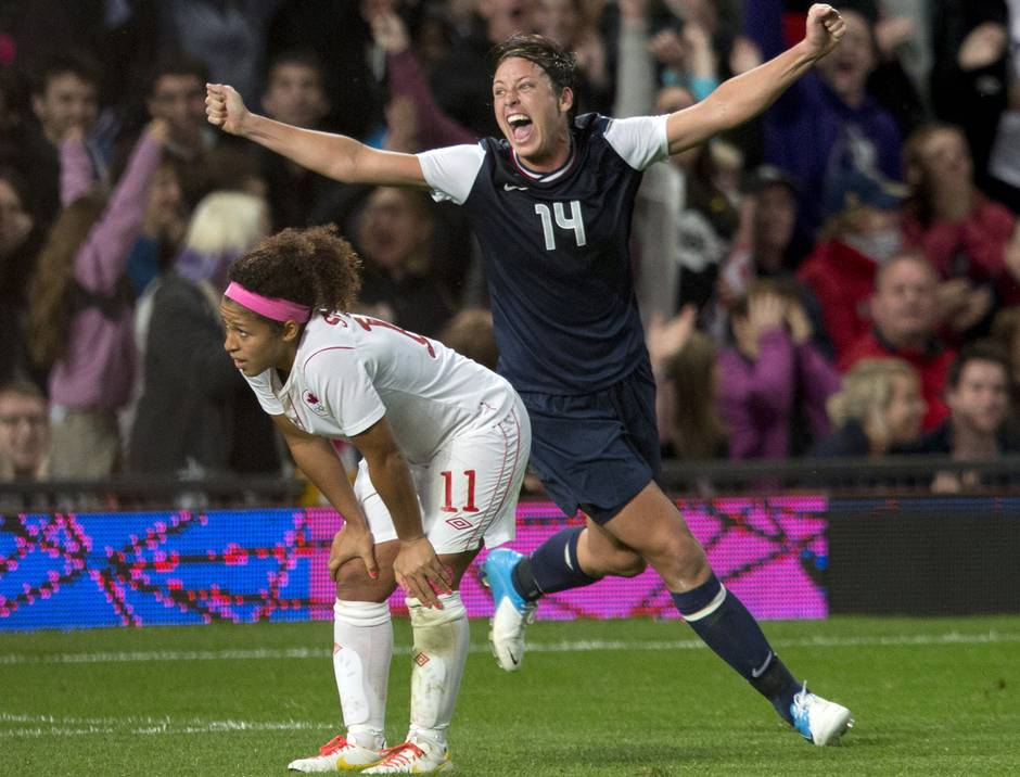 The greatest game of women's soccer ever played