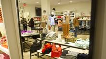 Tthe new J. Crew location at the Yorkdale Mall in Toronto. A backlash against the retailer's higher prices in Canada than the U.S. forced the chain to relent and scale back its online rates. (Kevin Van Paassen/Kevin Van Paassen/The Globe and Mail)