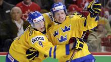 Sweden's Max Friberg has led the Swedes in scoring at the world juniors. (Todd Korol/Reuters/Todd Korol/Reuters)