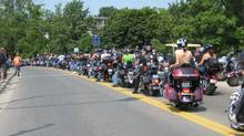 The Port Dover Friday the 13th bash draws people from all over the country. This year, the dates are Sept. 13 and Dec. 13.