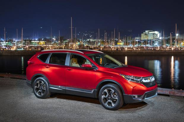 Honda S Cr V Second In To Toyota Rav4 Uses A Continuously Variable