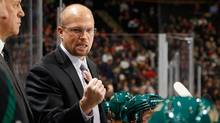 Minnesota Wild head coach Mike Yeo, 38, has led his team to top spot in the Western Conference. (Bruce Kluckhohn/Getty Images/Bruce Kluckhohn/Getty Images)