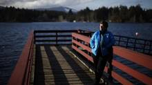 Anne Marie Thornton, Director of the Shawnigan Residents' Association is photographed at Shawnigan Lake, B.C., Thursday, February 20, 2014. (CHAD HIPOLITO/THE GLOBE AND MAIL)