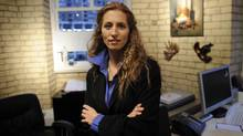 Toronto mayoral candidate Sarah Thomson. (Fred Lum/Fred Lum/ The Globe and Mail)