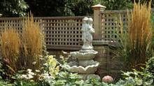 Some of the work of Gelderman Landscaping featured on its website.