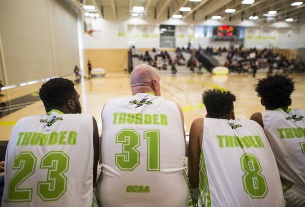 Stoddard's work ethic often puts teammates half his age to shame.