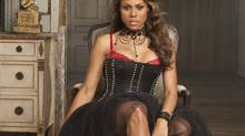 Deborah Cox as Lucy in the Broadway-bound remount of Jekyll & Hyde. (Smallz & Raskind)