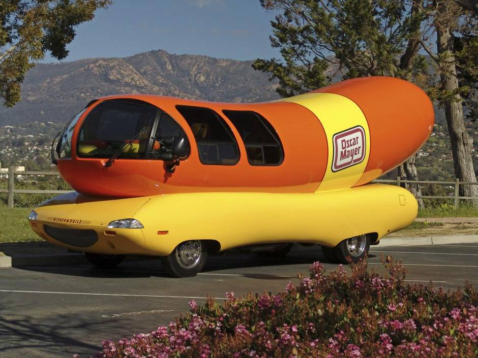 Photo Friday further 02 additionally 137612 together with Milwaukeemakerspace besides 137612. on how many wienermobiles are there