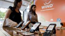 Smaller mobile phone companies like Wind Mobile and Public Mobile say they may have to sit out the next federal auction of spectrum. (Sarah Dea for The Globe and Mail/Sarah Dea for The Globe and Mail)