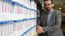 Pat Whalen, president and chief executive officer of LuminUltra Technologies Ltd., a Fredericton, N.B.-based provider of water testing kits, does business in 50 countries but hasn't found much traction in Canada, where we take fresh, clean water for granted. (David Smith For The Globe and Mail)