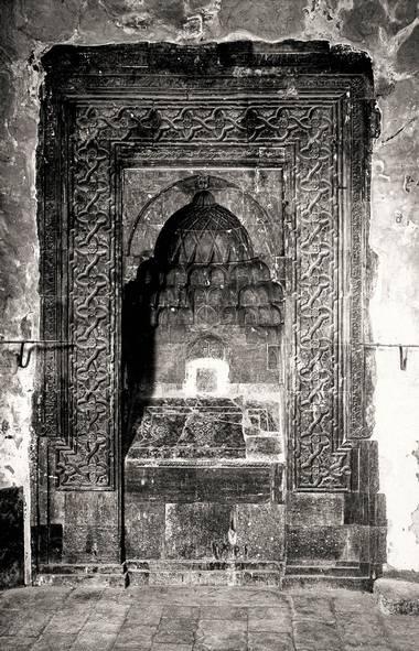 M?r Behnam - Martyrion of M?r Behnam, c. 13th century.