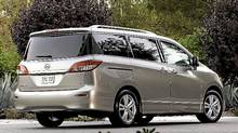 2011 Nissan Quest (Mike Ditz/Nissan)