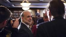 Federal Reserve Chairman Ben Bernanke (Lucas Jackson/Reuters)