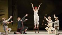 "A scene from the Canadian Opera Company production of ""Ariadne auf Naxos"" (Michael Cooper)"