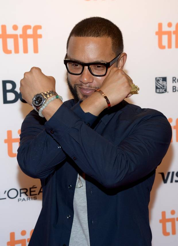 Director Director X attends the TIFF Soiree during the 2016 Toronto International Film Festival at TIFF Bell Lightbox on September 7, 2016 in Toronto, Canada.