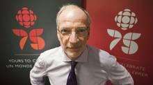 CBC president Hubert Lacroix (Pawel Dwulit/CP)