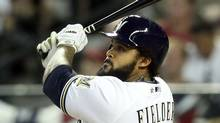 Are the Seattle Mariners on the verge of signing National League All-Star Prince Fielder of the Milwaukee Brewers? (Photo by Christian Petersen/Getty Images) (Christian Petersen/Getty Images)