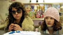 Ruby (Tatiana Maslany) and Rose (Julia Kennedy) in Grown Up Movie Star. Photo Courtesy of Mongrel Media. (Mongrel Media)