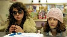 Ruby (Tatiana Maslany) and Rose (Julia Kennedy) in Grown Up Movie Star. Photo Courtesy of Mongrel Media. (Mongrel Media)