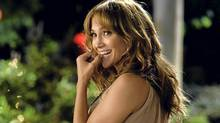 J.Lo as Zoe: Her back-up plan is to go it alone and get pregnant by artificial insemination.