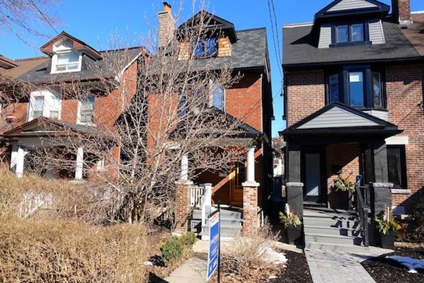The detached house provoked fervent debate on Facebook about home prices in Toronto.