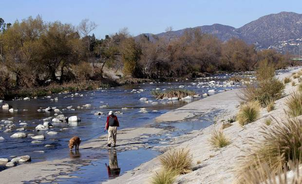 Los Angeles has begin a $1-billion revitalization of the Los Angeles River, something Toronto needs to go with the Don River.