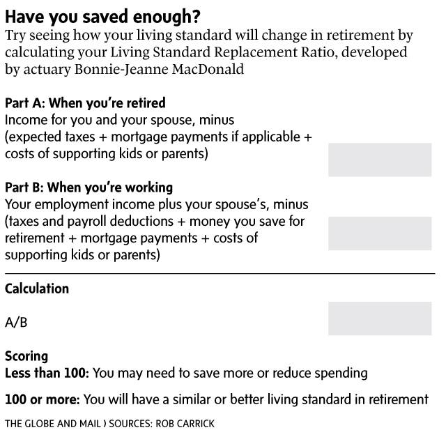The new way to tell if you've saved enough for retirement