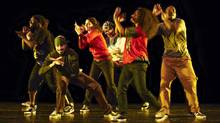 Ottawa urban dance troupe Bboyizm in performance. (Handout)