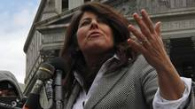 Political activist and social critic Naomi Wolf (Reuters)
