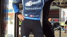 Barracuda Racing driver Alex Tagliani (Barracuda Racing)