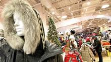 Sporting Life is betting that, even in a shaky economy, its customers will continue to shell out $2,300 for a Vist parka or $530 for ski goggles with GPS. (Peter Power/The Globe and Mail/Peter Power/The Globe and Mail)