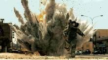A scene from Katherine Bigelow's The Hurt Locker. (Anonymous/AP)