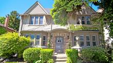 Home of the Week, 310 Oriole Parkway, Toronto. Owners Philip Levine and Sheila Katz said the home 'needed work' when they bought it, but they saw its potential. (Caroline Bokar)