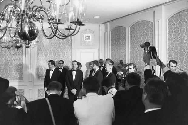 Garry Winogrand's 1969 Richard Nixon.