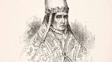 Pope Sylvester II, the smartest man ever to wear the papal tiara, corresponded with scholars in the caliph's court about mathematics and astronomy.
