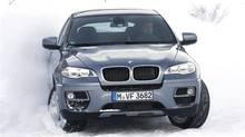 2013 BMW X6 (BMW)