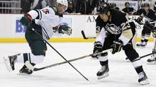 Winger Steve Downie Looking To Bring Toughness And Grit To Penguins