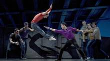 "A scene from the First National Tour of ""West Side Story"" (Carol Rosegg)"